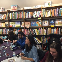 Fierce Reads Autor signing